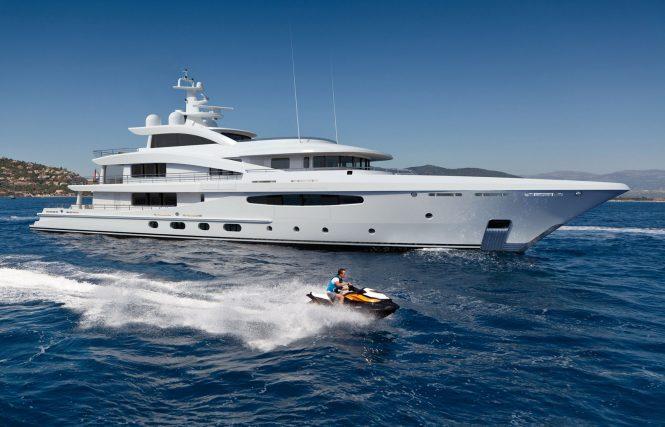 AMELS 188 superyacht