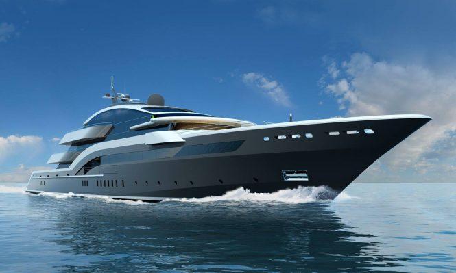 Oceanco Project Y717