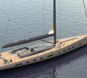 Oyster Yachts and Reichel-Pugh team up for 33m S/Y Project Alpha
