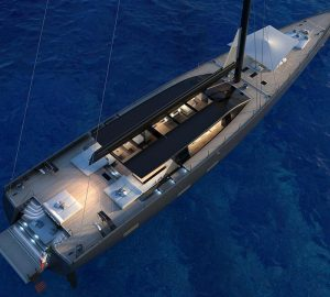 Perini Navi reveals more details on S/Y Project E-volution