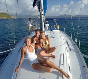 Positive Vibes for Yacht Charter in the British Virgin Islands Post Hurricane Irma