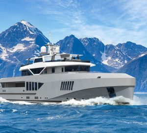 Hawk Yachts unveils Cape Hawk 690 superyacht concept