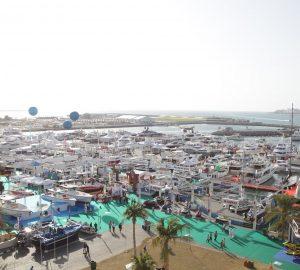 New Dubai Canal location for the Dubai International Boat Show 2018