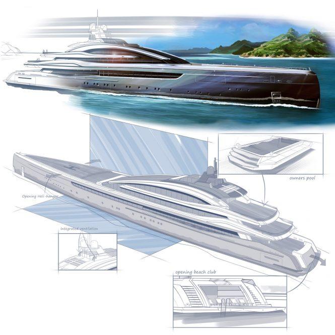 Hydro Tec Crossbow Concept