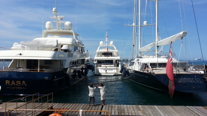 Indonesia Bali - Benoa Commercial Dock