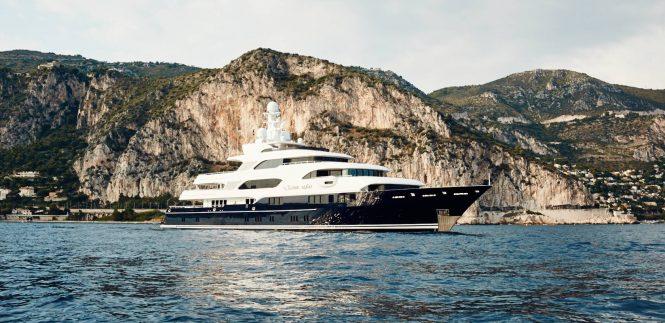 Martha Ann In the Mediterranean