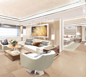 Brand New 2018-Launched Yacht O'Mathilde for charter in the Eastern Mediterranean