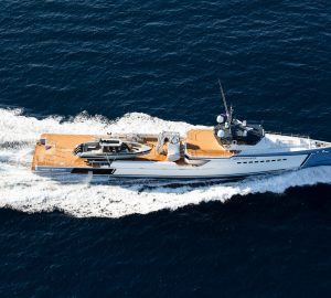 Damen sells 55m luxury yacht support vessel NEW FRONTIERS