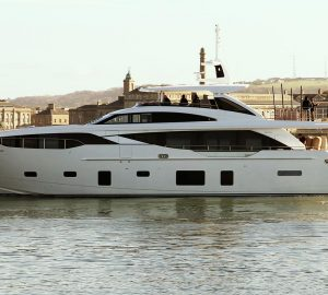 Princess Yachts delivers 30m luxury yacht Princess Three