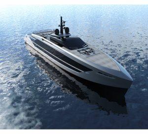 Tankoa announces 35m S533 Saetta motor yacht