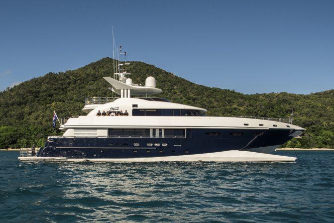 SPIRIT - luxury catamaran yacht
