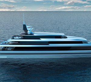 Sunset: The 80m superyacht concept from Alejandro Crespo