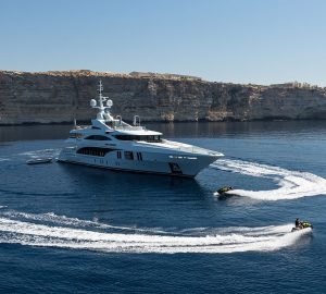 Yacht Review: Magnificent 55m M/Y Ocean Paradise