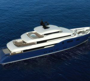 Bluebird: The 55m superyacht concept from Diana Yacht Design