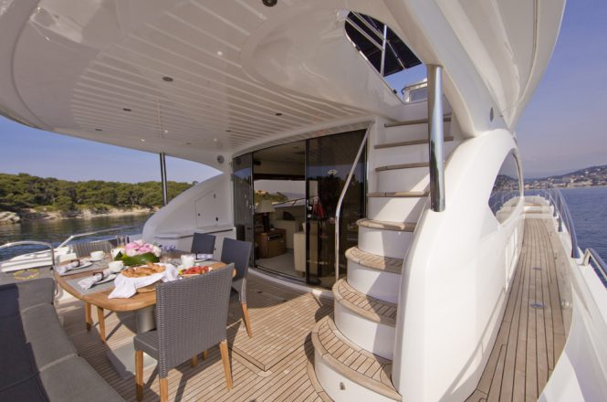Special offer reduced spring prices on luxury charter for Decking special offers