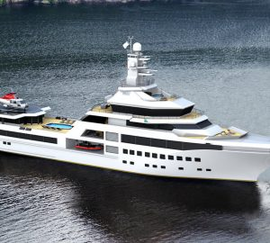 81m expedition yacht Project World sold
