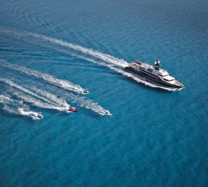 Reduced Price: Two-week charter aboard HIGHLANDER in the Mediterranean