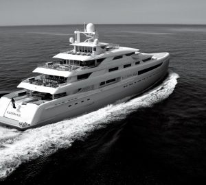 Superyacht ILLUSION PLUS will be launched in Q3 2018