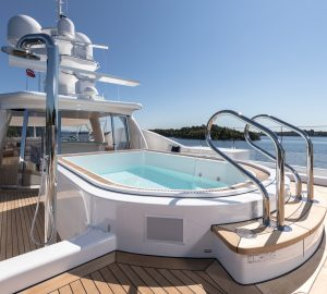 Charter magnificent yacht LILI in Thailand