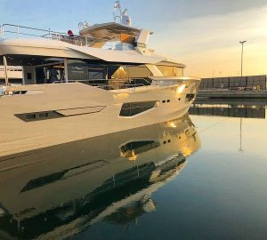 First 26XP explorer yacht launched by Numarine