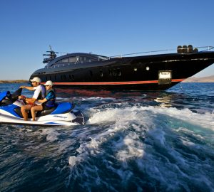 YACHT REVIEW: Golden Yachts' 40m O'PATI