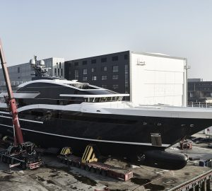 Oceanco launches Mega Yacht Y717 Project Shark