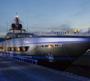 New customs Baglietto 40m Fast superyacht sold