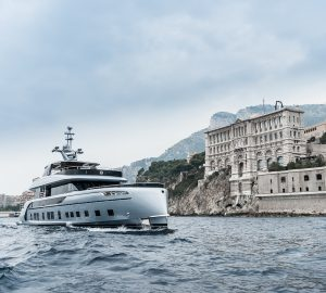 "Spectacular Images of Superyacht ""1 of 7"" by Dynamiq"
