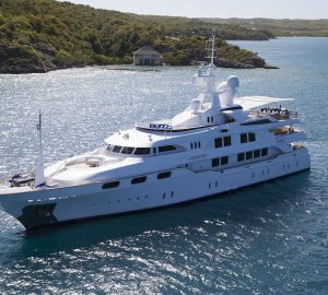 Superyacht Review: 54m Benetti STARFIRE
