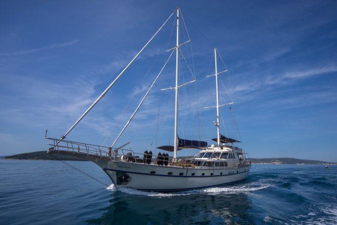Traditional Gulet Yacht ALBA
