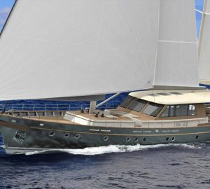 The first image of 30m sailing yacht Vagante