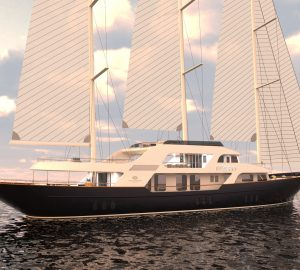 Brand New Motor-Sailing Yacht MEIRA for charter in Croatia and Greece