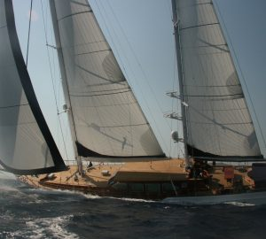 Charter sailing yacht Clear Eyes in the Adriatic and Eastern Mediterranean