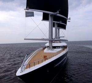 The Largest Sailing Yacht, BLACK PEARL: More Information