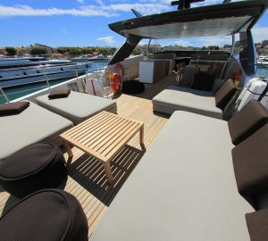 M/Y CASA Available in the Italian Riviera, Corsica & Sardinia