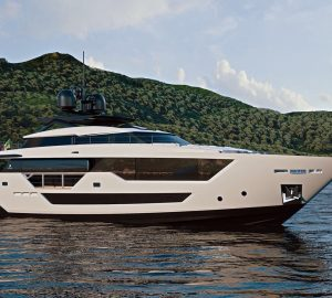 Custom Line 106' superyacht to make debut in late 2018