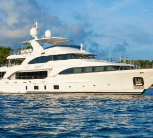 Special offer: 8 days for 7 aboard luxury charter yacht DYNAr in the Western Mediterranean