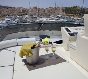 Limited time offer: Reduced Italian Riviera charters aboard M/Y Jauni