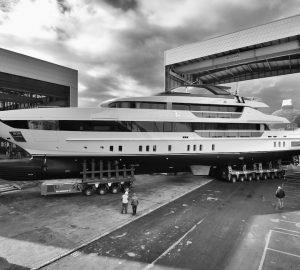 Sanlorenzo to launch Superyacht 52Steel Hull #2