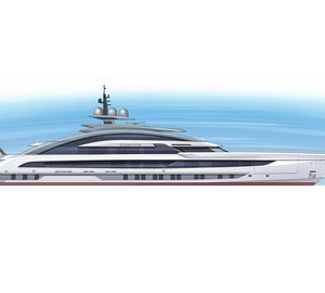 Heesen announces sale of its largest superyacht to date: 80m/262ft Project Cosmos
