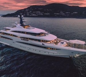 The top 5 reasons to add your superyacht to the charter market
