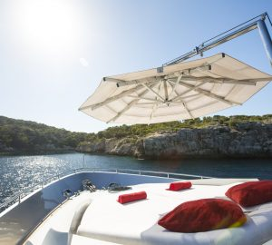 Charter open yacht Tiger Lily of London in Spain and the Balearic Islands