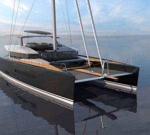 Yacht launch: Ruiying Yachts 33m sailing catamaran