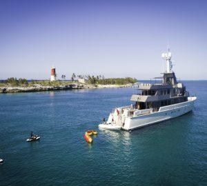 Bahamas Superyacht Charter Special aboard 53m MIZU