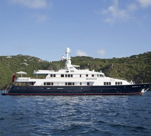 Detailed Review of Yacht BLU 470