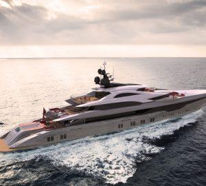 Bilgin Yachts announces sale of second 80m luxury yacht Hull 263-II