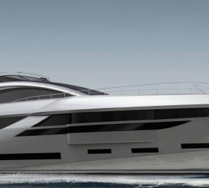 Rossinavi launch 49m motor yacht FLYING DAGGER II (FR036)