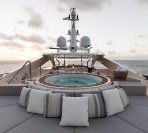 Heesen superyacht Laurentia Available for charter in the Mediterranean