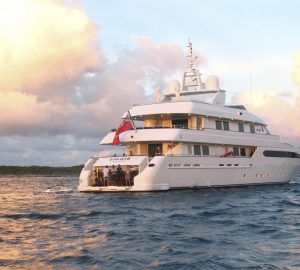 Last Minute Yacht Charter Special in the Bahamas aboard BALAJU