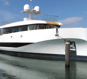 Yacht launch: Wally 27m PRIVATE GG